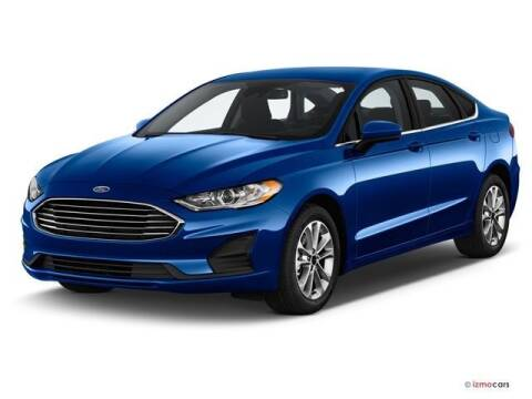 2019 Ford Fusion for sale at Access Auto Direct in Baldwin NY