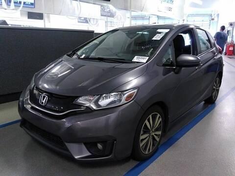 2015 Honda Fit for sale at FLORIDA CAR TRADE LLC in Davie FL