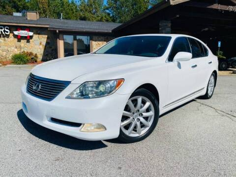 2008 Lexus LS 460 for sale at Classic Luxury Motors in Buford GA