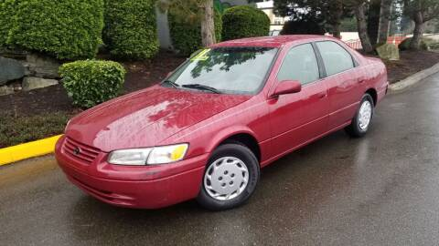 1998 Toyota Camry for sale at SS MOTORS LLC in Edmonds WA