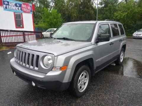 2014 Jeep Patriot for sale at CARFIRST ABERDEEN in Aberdeen MD
