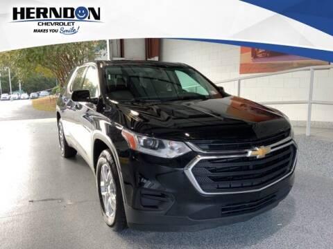 2018 Chevrolet Traverse for sale at Herndon Chevrolet in Lexington SC