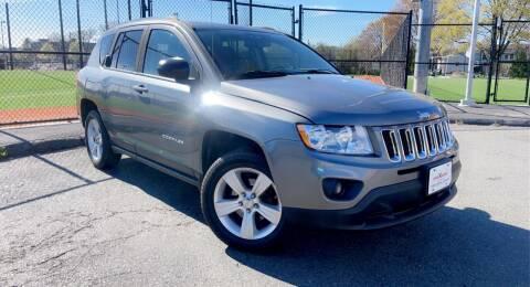 2012 Jeep Compass for sale at Maxima Auto Sales in Malden MA