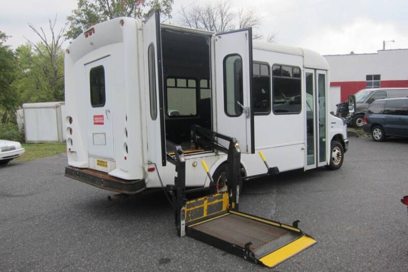 2012 Ford E-Series Chassis for sale at K & R Auto Sales,Inc in Quakertown PA