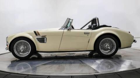 1958 Austin-Healey 3000