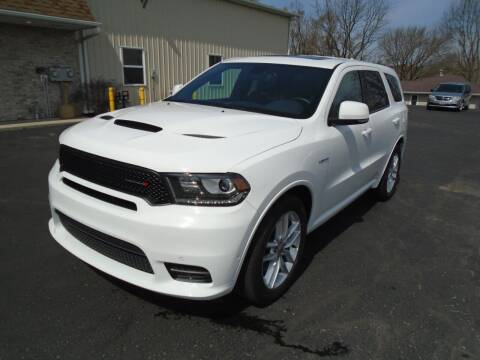2020 Dodge Durango for sale at Ritchie Auto Sales in Middlebury IN