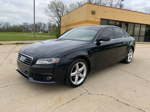 2009 Audi A4 for sale at Xtreme Auto Mart LLC in Kansas City MO