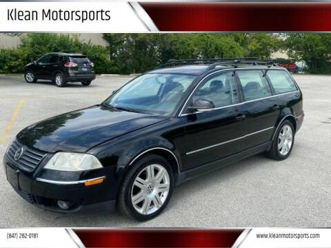 2005 Volkswagen Passat for sale at Klean Motorsports in Skokie IL