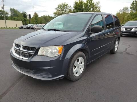 2014 Dodge Grand Caravan for sale at Cruisin' Auto Sales in Madison IN