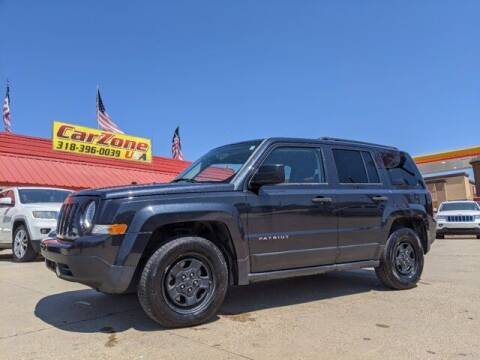 2016 Jeep Patriot for sale at CarZoneUSA in West Monroe LA