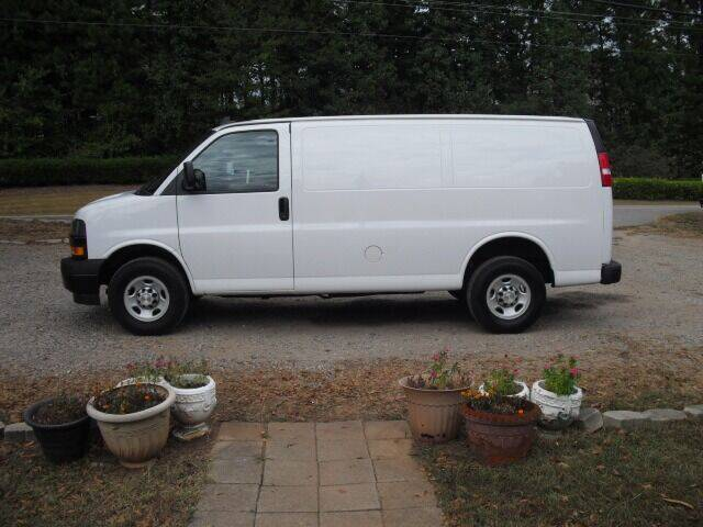 2019 Chevrolet Express Cargo for sale at Vehicle Sales & Leasing Inc. in Cumming GA