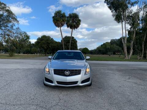 2013 Cadillac ATS for sale at FLORIDA MIDO MOTORS INC in Tampa FL