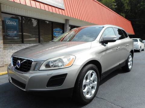 2011 Volvo XC60 for sale at Super Sports & Imports in Jonesville NC