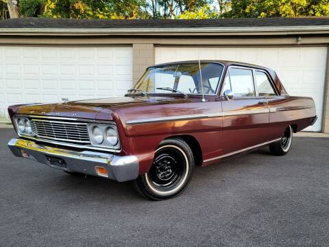 1965 Ford Fairlane 500 for sale at Riverfront Auto Sales in Middletown OH