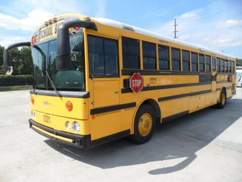 2002 Thomas HDX for sale at Classic Bus Sales LLC in Lake City GA
