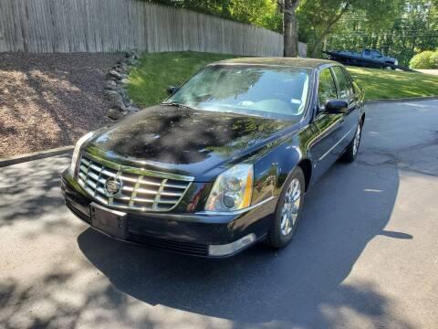 2009 Cadillac DTS for sale at Mancuso Country Auto in Batavia NY