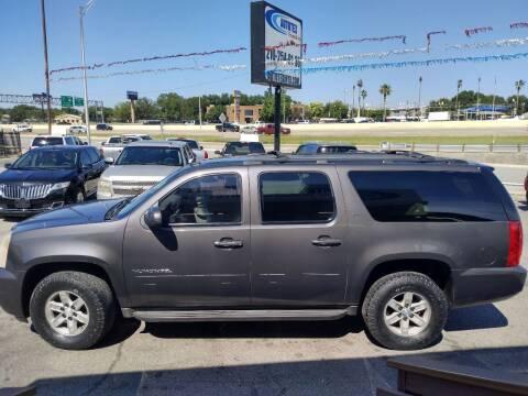 2010 GMC Yukon XL for sale at AUTOTEX IH10 in San Antonio TX