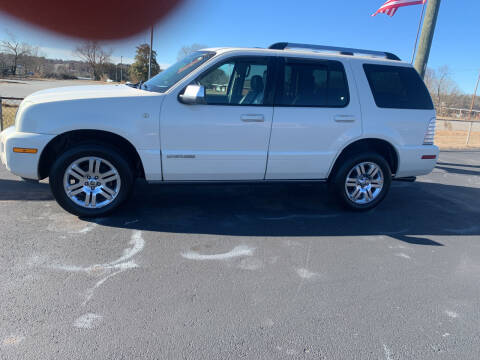 2007 Mercury Mountaineer for sale at Doug White's Auto Wholesale Mart in Newton NC