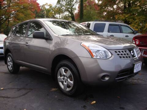 2009 Nissan Rogue for sale at Jay's Auto Sales Inc in Wadsworth OH