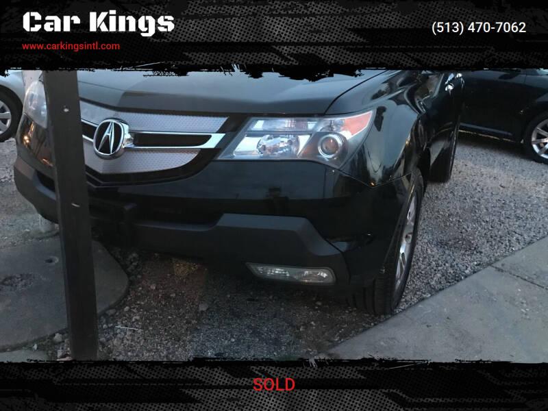 2008 Acura MDX for sale at Car Kings in Cincinnati OH