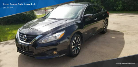 2018 Nissan Altima for sale at Green Source Auto Group LLC in Houston TX