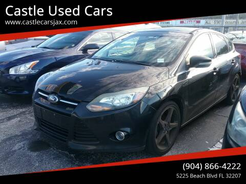 2014 Ford Focus for sale at Castle Used Cars in Jacksonville FL
