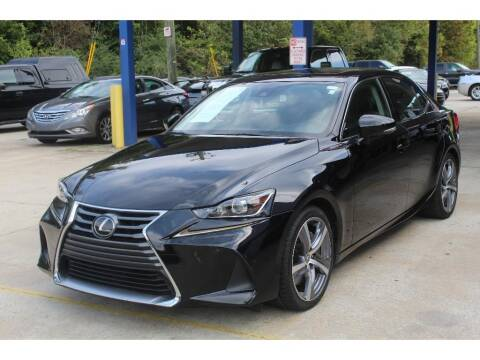 2017 Lexus IS 200t for sale at Inline Auto Sales in Fuquay Varina NC
