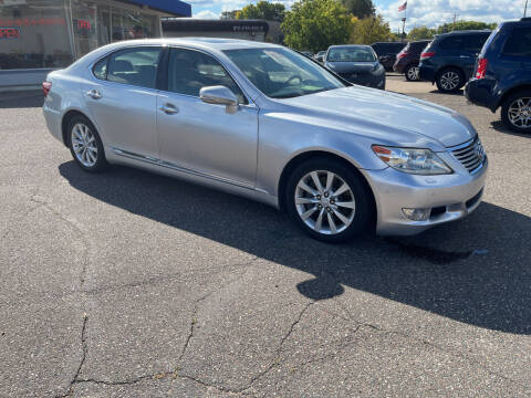 2010 Lexus LS 460 for sale at TOWER AUTO MART in Minneapolis MN