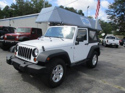 2013 Jeep Wrangler for sale at Mill Street Motors in Worcester MA