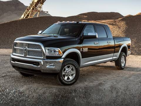 2016 RAM Ram Pickup 3500 for sale at PHIL SMITH AUTOMOTIVE GROUP - Joey Accardi Chrysler Dodge Jeep Ram in Pompano Beach FL