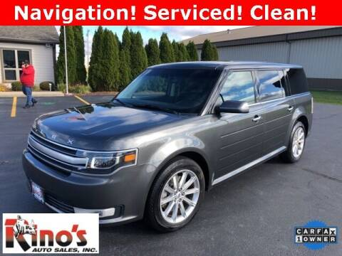 2019 Ford Flex for sale at Rino's Auto Sales in Celina OH