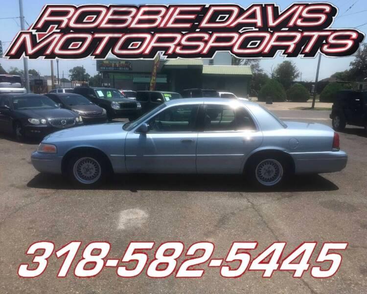 1999 Ford Crown Victoria for sale in Monroe, LA