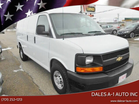 2017 Chevrolet Express Cargo for sale at Dales A-1 Auto Inc in Jamestown ND
