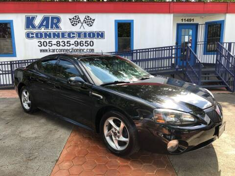 2004 Pontiac Grand Prix for sale at Kar Connection in Miami FL