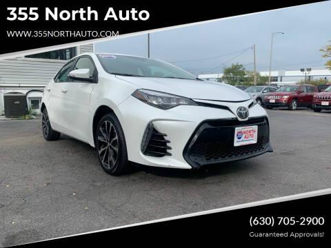 2018 Toyota Corolla for sale at 355 North Auto in Lombard IL