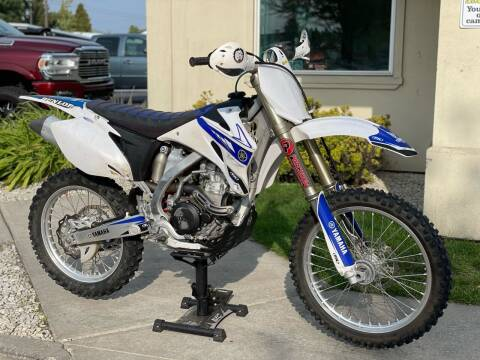 2008 Yamaha YZ250F for sale at Harper Motorsports-Powersports in Post Falls ID