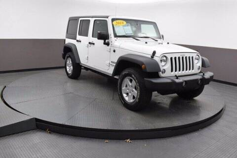 2018 Jeep Wrangler JK Unlimited for sale at Hickory Used Car Superstore in Hickory NC