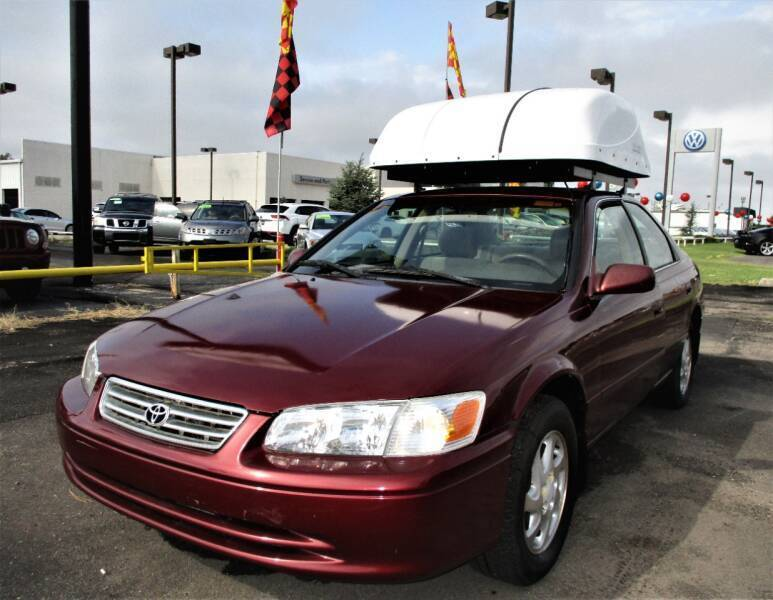 2000 Toyota Camry for sale at 1st Choice Auto L.L.C in Oklahoma City OK