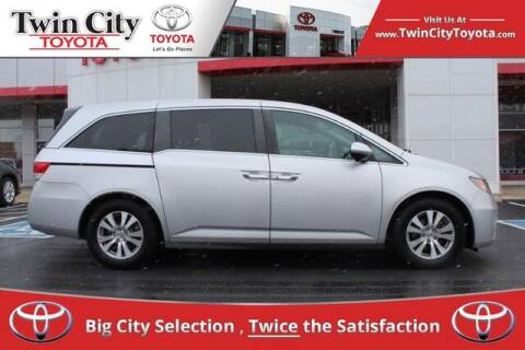 2015 Honda Odyssey for sale at Twin City Toyota in Herculaneum MO