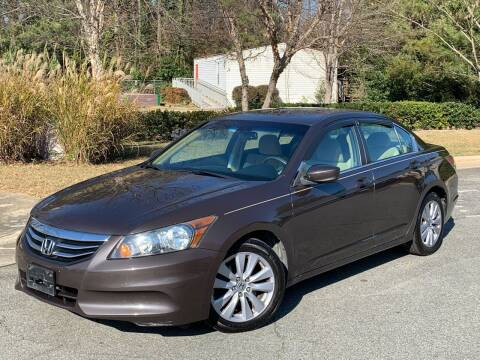 2011 Honda Accord for sale at Triangle Motors Inc in Raleigh NC