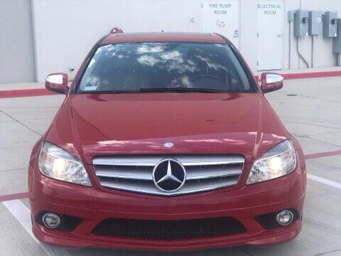 2009 Mercedes-Benz C-Class for sale at Executive Auto Sales DFW in Arlington TX
