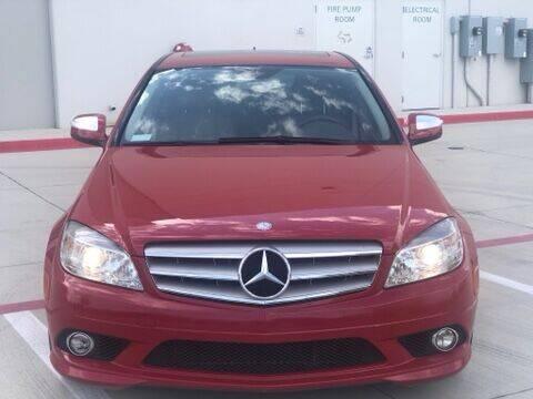 2009 Mercedes-Benz C-Class for sale at Executive Auto Sales DFW LLC in Arlington TX