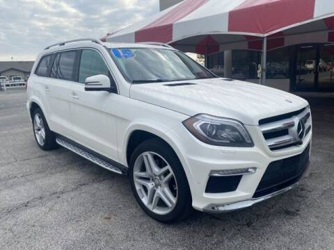 2015 Mercedes-Benz GL-Class for sale at Tim Short Auto Mall in Corbin KY