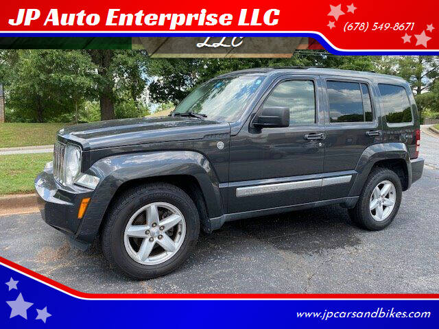 2011 Jeep Liberty for sale at JP Auto Enterprise LLC in Duluth GA
