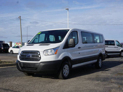2019 Ford Transit Passenger for sale at FOWLERVILLE FORD in Fowlerville MI