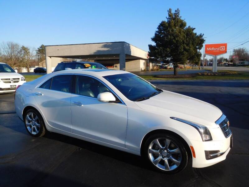 2016 Cadillac ATS for sale at North State Motors in Belvidere IL