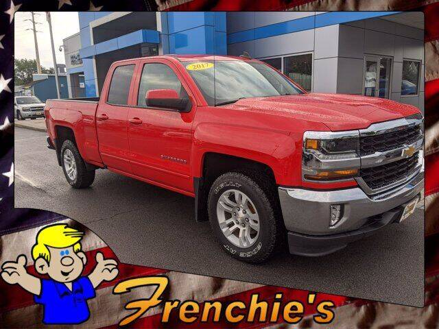 2017 Chevrolet Silverado 1500 for sale at Frenchie's Chevrolet and Selects in Massena NY