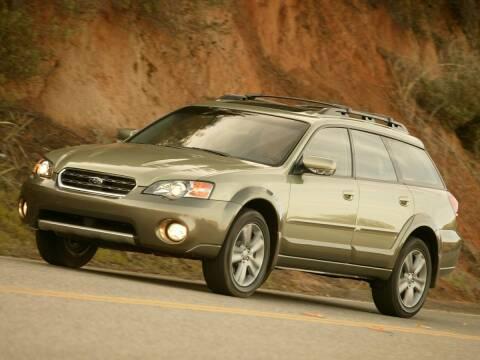 2005 Subaru Outback for sale at Bill Gatton Used Cars - BILL GATTON ACURA MAZDA in Johnson City TN