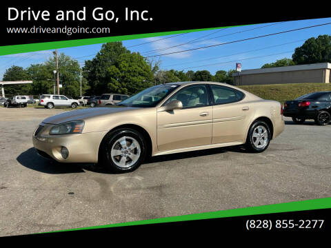 2005 Pontiac Grand Prix for sale at Drive and Go, Inc. in Hickory NC