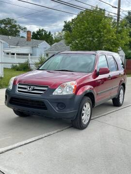 2006 Honda CR-V for sale at Suburban Auto Sales LLC in Madison Heights MI